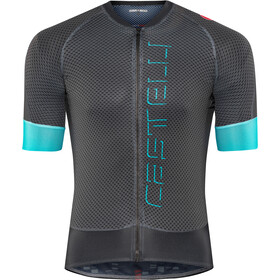 Castelli Climber's 2.0 FZ Jersey Men dark grey